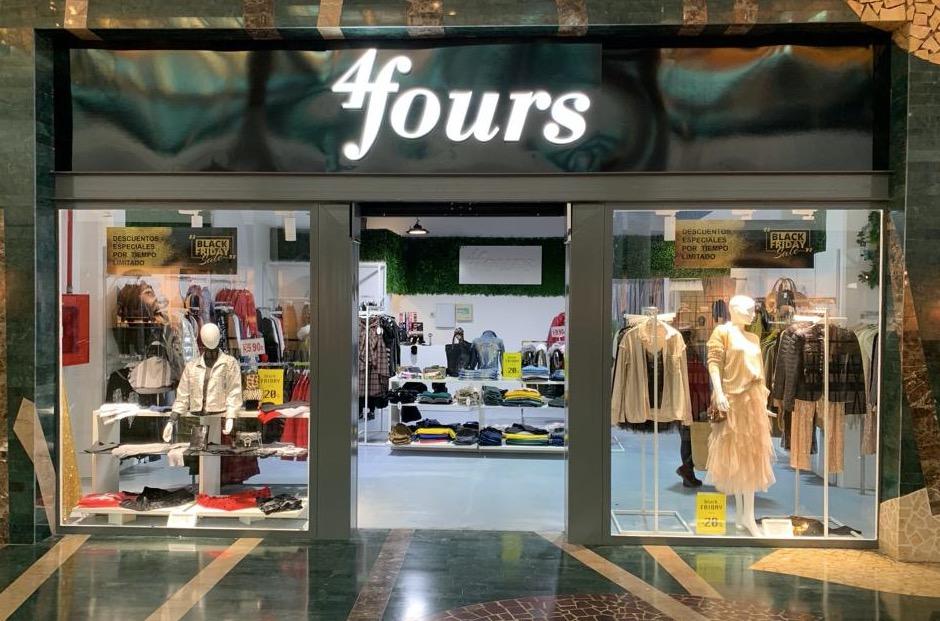 4fours inaugura su nueva tienda en Cartagena
